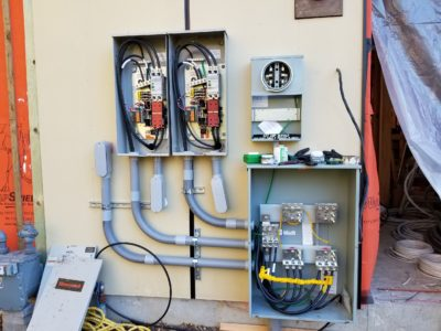 Troubleshooting electric heat problems